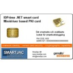 SMARTJAC .NET demo card