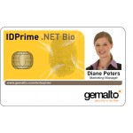IDPrime .NET 5500 - Biometric Smart Card