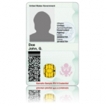 IDPrime PIV (Personal Identity Verification) card